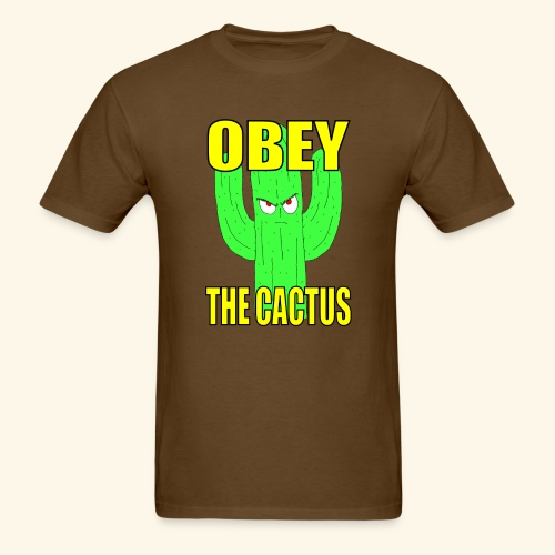 OH-BAY The Cactus T-Shirt (standard) - Men's T-Shirt