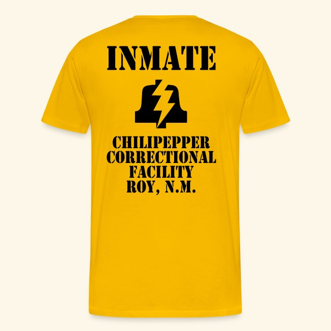 Chilipepper Correctional Facility - Red (premium)