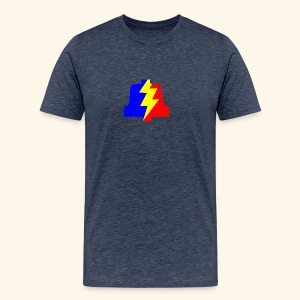 PLA logo shirt (premium) - Men's Premium T-Shirt