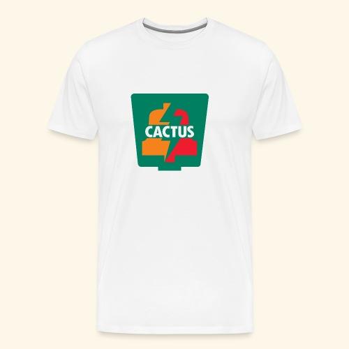 Robitussin's Cactus-Eleven Shirt 2 (premium) - Men's Premium T-Shirt