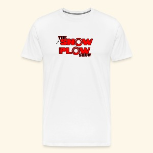 The Snow Plow Show by Derreck Leenders (premium) - Men's Premium T-Shirt