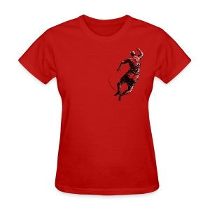 100 for #99 - Ladies' Tee - Women's T-Shirt