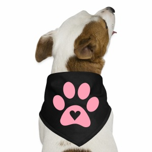 Love Paws - Dog Bandana