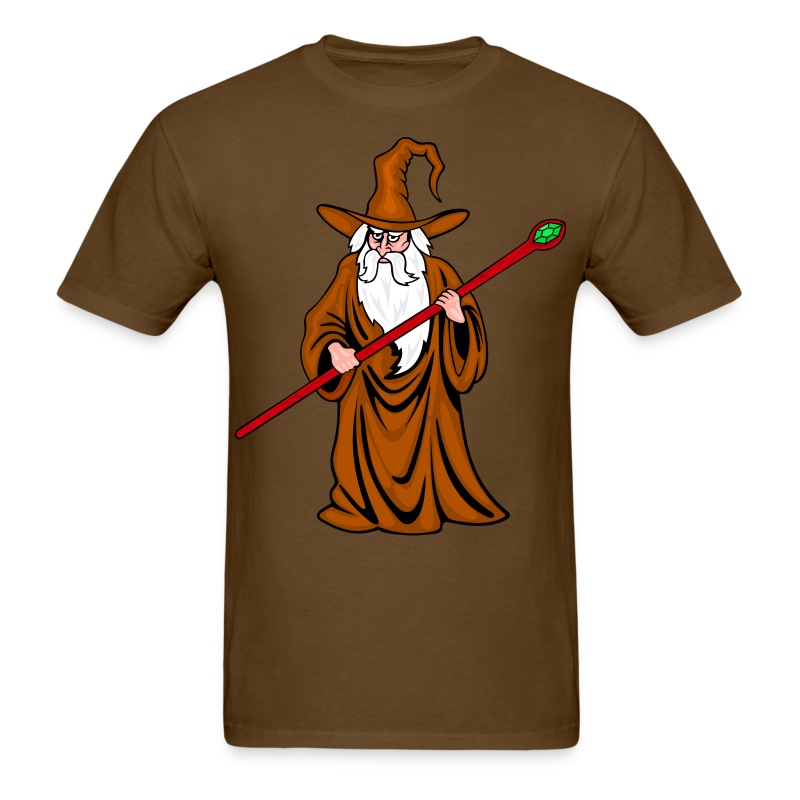 Wizard - Men's T-Shirt