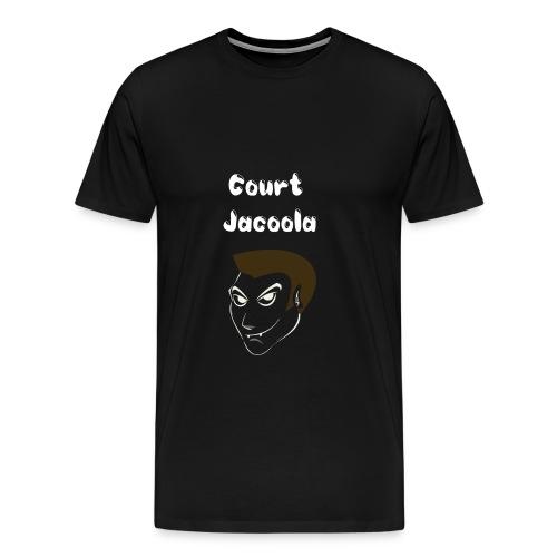 court - Men's Premium T-Shirt