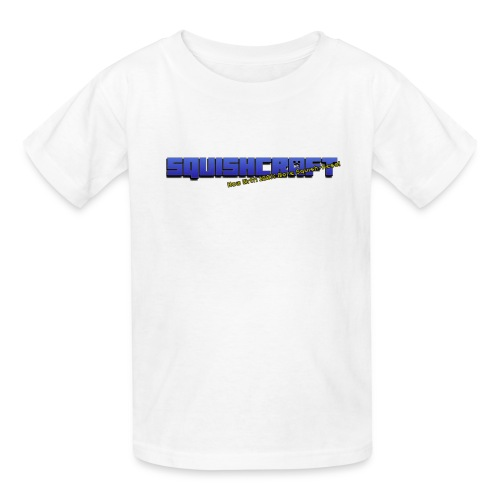 SquishCraft Logo 2 - Kids' T-Shirt