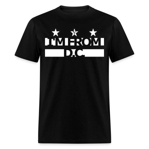 DC Tee - Men's T-Shirt