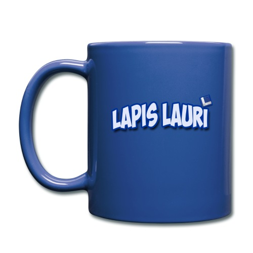 waffle heart and lapis lauri mug - Full Color Mug