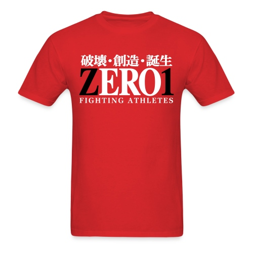 Z1 Red MENS - Men's T-Shirt