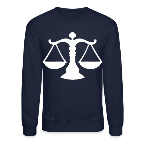 libra love - Crewneck Sweatshirt