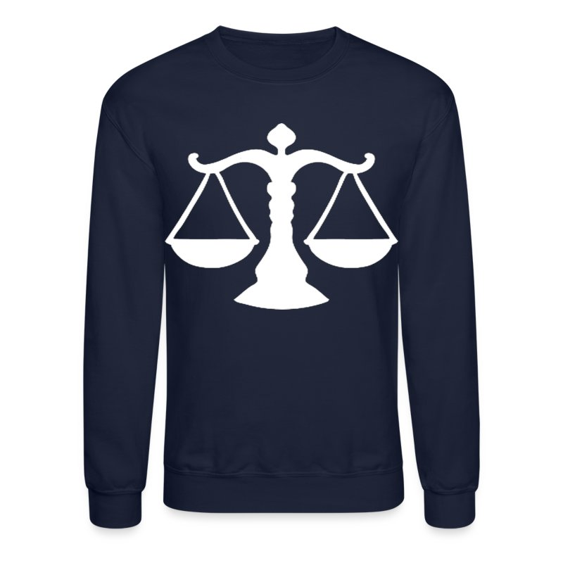 libra love - Crewneck Sweatshirt