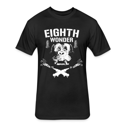 Eighth Wonder Club - Fitted Cotton/Poly T-Shirt by Next Level