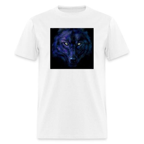 dark wolf - Men's T-Shirt