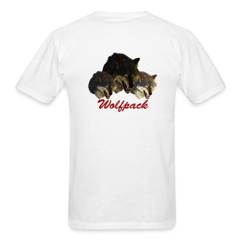 Wolfpack - Men's T-Shirt