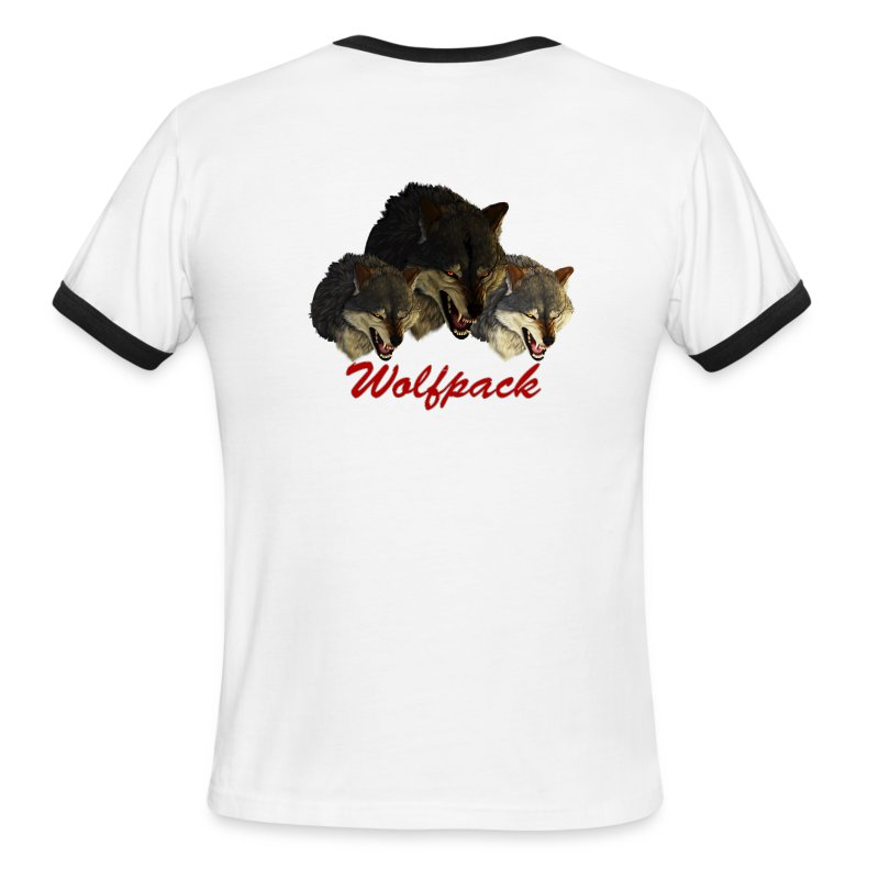 Wolfpack - Men's Ringer T-Shirt