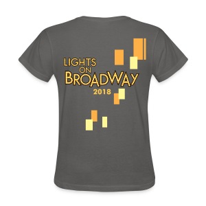 Women's Lights On Broadway T-Shirt - Women's T-Shirt