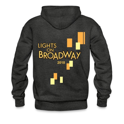 Men's Lights on Broadway Hoodie - Men's Hoodie