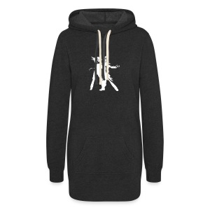 Women's Hoodie Dress - Women's Hoodie Dress