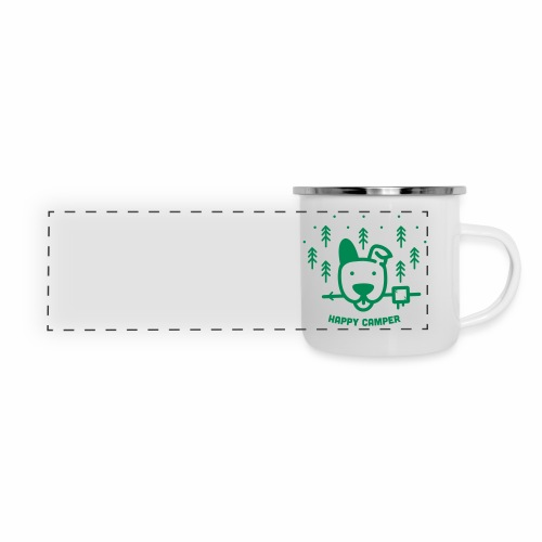 Camp mug - Panoramic Camper Mug