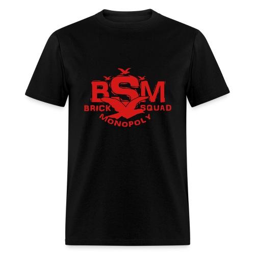 bsm - Men's T-Shirt