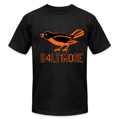 B4LT1M0RE - Men's  Jersey T-Shirt