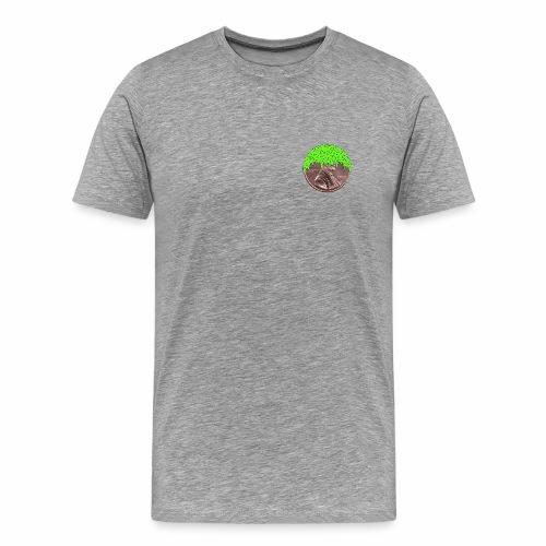 Grimy Penny (GREEN) - Men's Premium T-Shirt