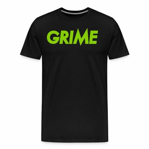 Grime T-Shirt - Men's Premium T-Shirt