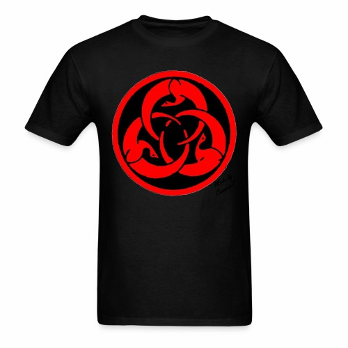 3 DRAGONS - Men's T-Shirt