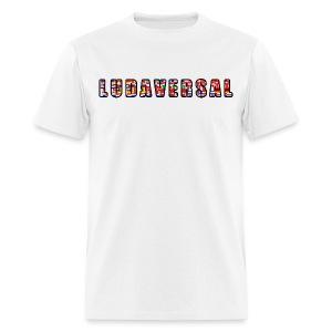 LUDAVERSAL - Men's T-Shirt