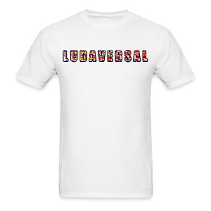 LUDAVERSAL - Men's T-Shirt