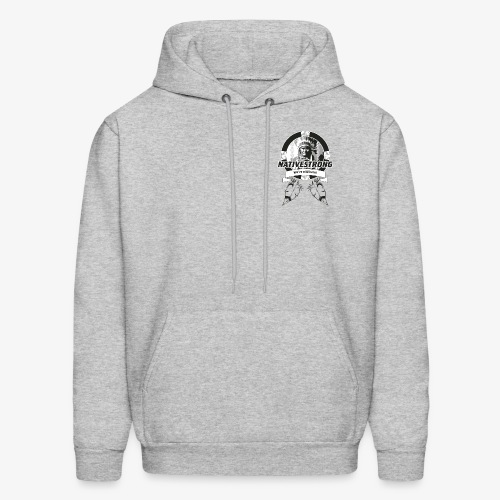 Men's Native Strong Hooded Sweatshirt - Men's Hoodie