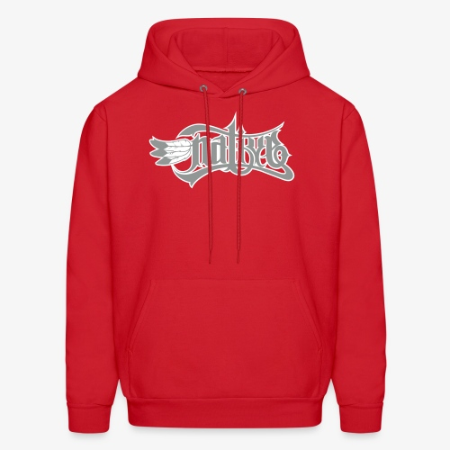 Adult 2 Logo Hooded Sweatshirt - Men's Hoodie