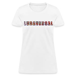 LUDAVERSAL - Women's T-Shirt