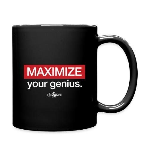 MaximizeYourGenius - Full Color Mug