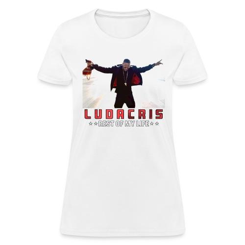 LUDACRIS - Women's T-Shirt