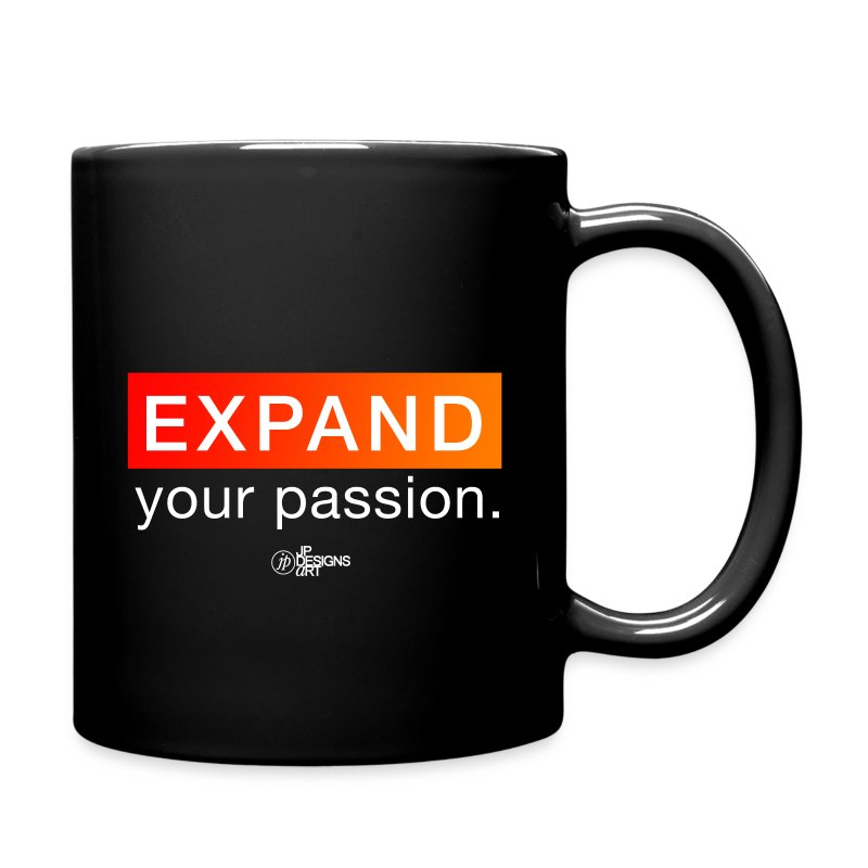 Expand Your Passion - Full Color Mug