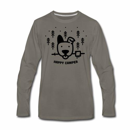 Men's long sleeve shirt - Men's Premium Long Sleeve T-Shirt