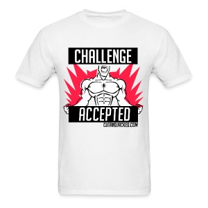 Challenge Accepted | Mens Tee - Men's T-Shirt