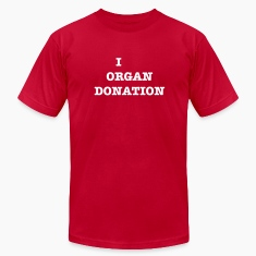 i love organ donation T-Shirts