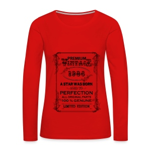 Made In 1986 - Women's Premium Long Sleeve T-Shirt
