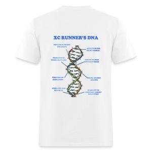 XC RUNNER'S DNA T-Shirt - Men's T-Shirt