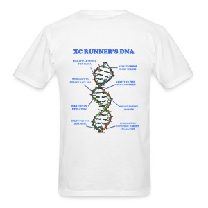XC RUNNER'S DNA T-Shirt - Men's T-Shirt