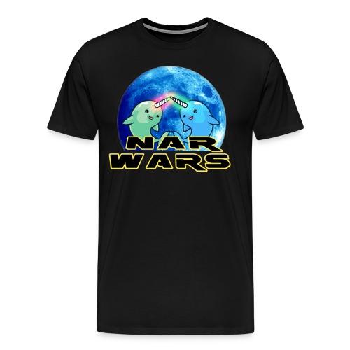 Narwars Narwhal shirt - Men's Premium T-Shirt