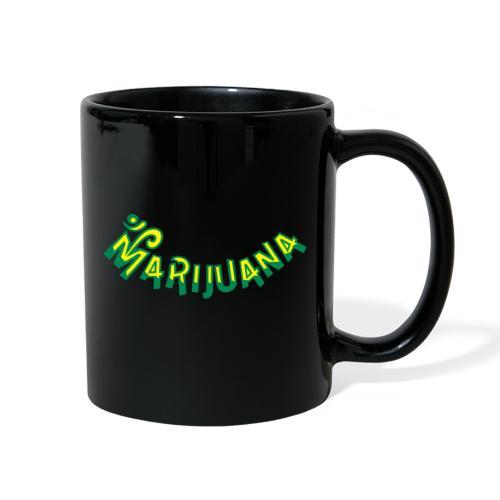 Om Marijuana - Full Color Mug