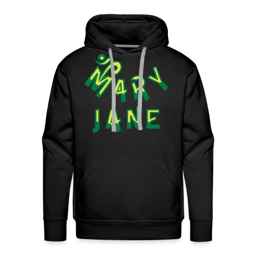 Mary Jane - Men's Premium Hoodie