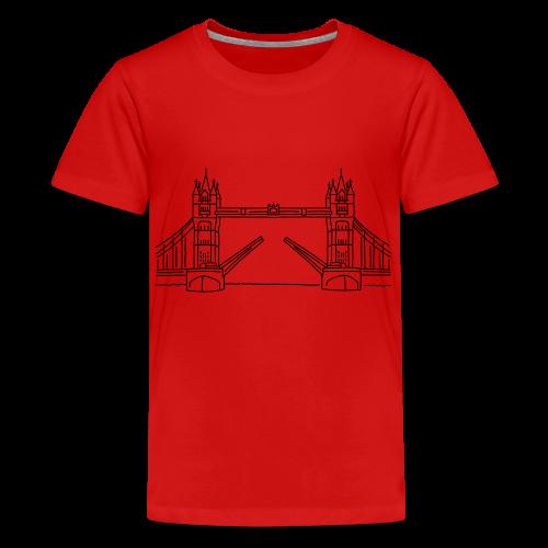 London Tower Bridge - Kids' Premium T-Shirt