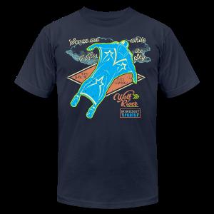 Wingsuit Pilot - Men's Fine Jersey T-Shirt