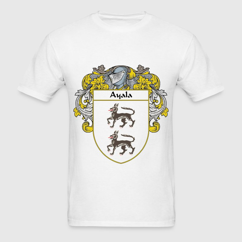 Ayala Coat of Arms/Family Crest - Men's T-Shirt
