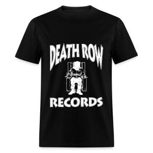 Death Row Records - Men's T-Shirt