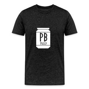 PBPiggy Premium T-Shirt (Mens) - Men's Premium T-Shirt